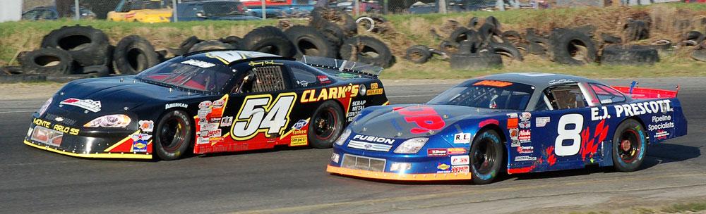 Cassius Clark 8 Dq D And Johnny Clark 54 1st