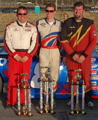 Super Late Models L To R Ben Rowe 4 2nd