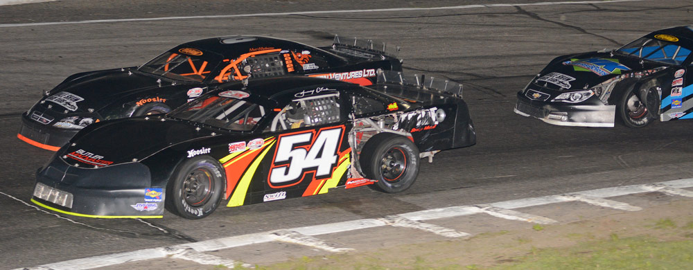 Johnny Hubbard Race Car Driver